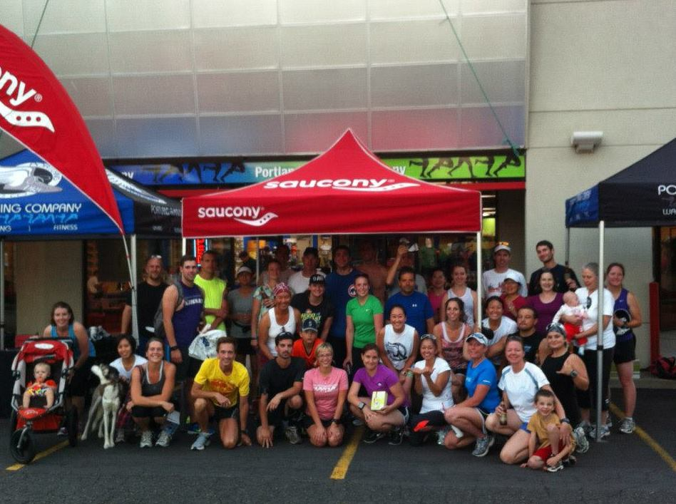 PRC Beaverton Group Run