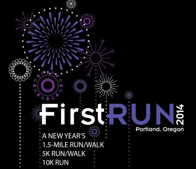 First Run logo