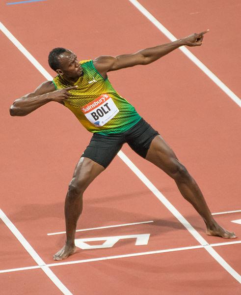 Usain Bolt, 2012