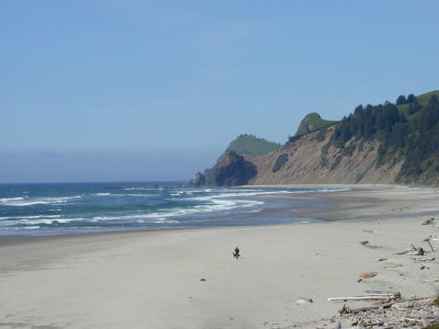 The Oregon Coast in Lincoln City - my go-to place at the beach.