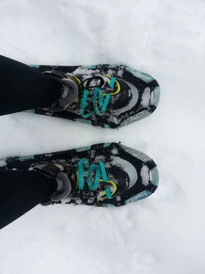 Snowshoes Credit: Amber Corsen