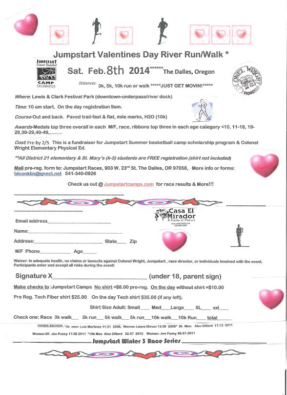 The-Dalles-Valentines-Run