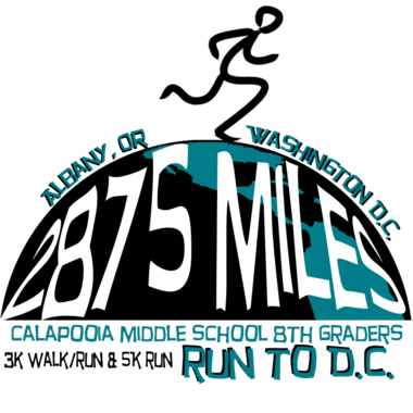 The 2013 Run to DC logo