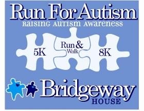 Bridgeway Run for Autism 4/6/2014