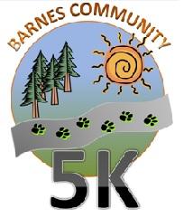 Barnes-Community-5k-logo