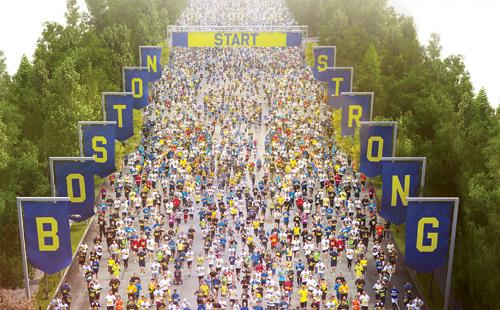 - Photo courtesy of Runners World
