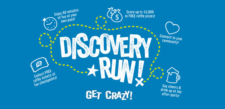 Discovery Run Header