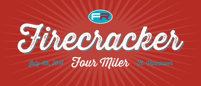 Firecracker Four Miler