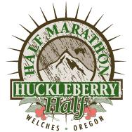 Huckleberry Half Marathon Logo