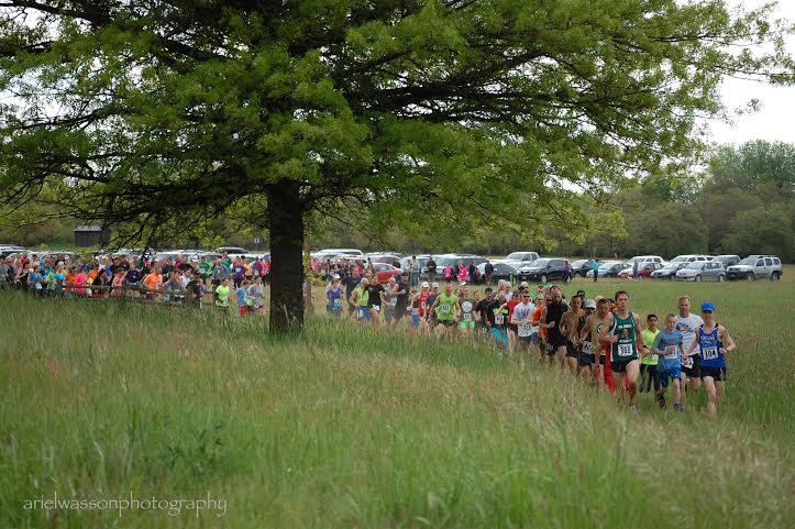 Willamette Mission Trail Run 2014