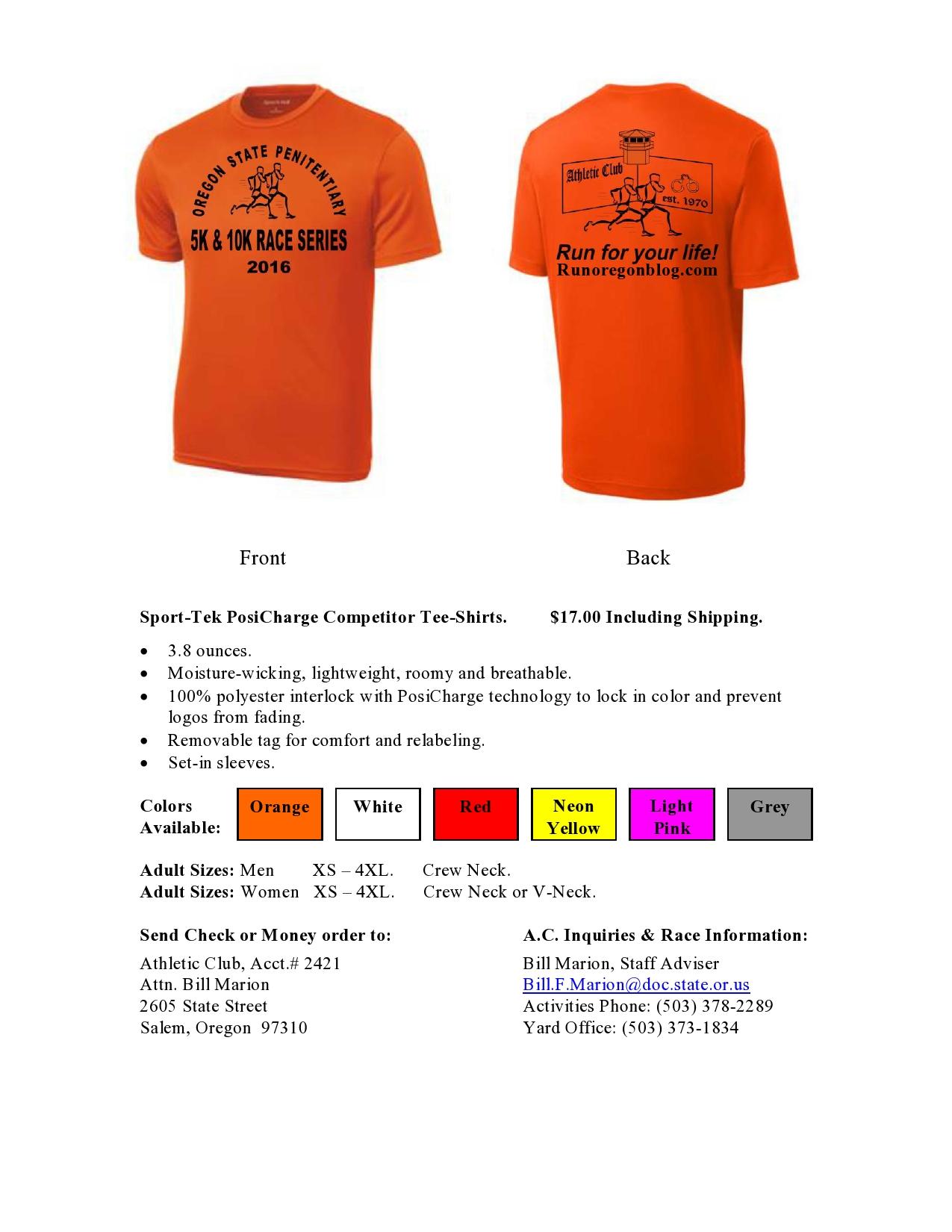 Runners T-Shirt Design